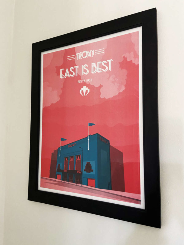 East is Best Red